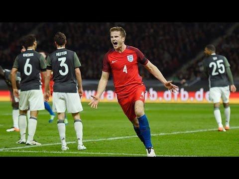 Deutschland - England 2 - 3 (26.03.2016) Germany - England 2 - 3【HD】