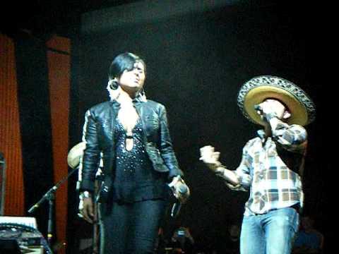 Michael Salgado y Elida Reyna-Quedamos Como Amigos