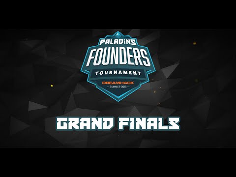 Paladins Founders Tournament - Grand Finals
