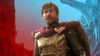 HUGE Mysterio LEAK Confirms MAJOR Plot Point Spider-Man Far From Home