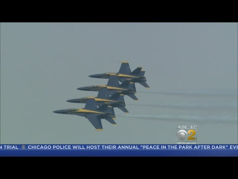Chicago Air & Water Show 2017