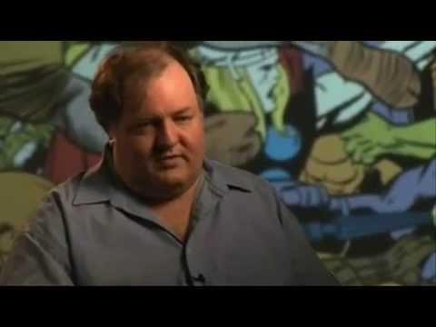 JACK KIRBY documentary   Part 1 of 5