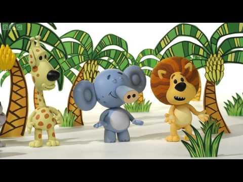 Raa Raa The Noisy Lion   S01E24  Go Bananas