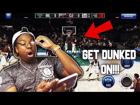 FINALLY RELEASED ON ANDROID??? MY FIRST TIME PLAYING NBA 2K MOBILE IN MONTHS!!!