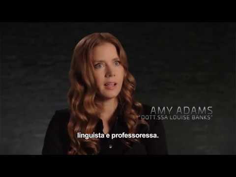 "Arrival - Speciale ""Amy Adams""   HD"