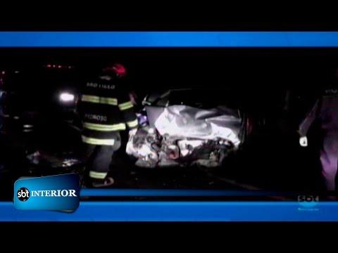 Acidente na região de Catanduva mata duas pessoas