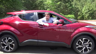 Comparing 2018 Toyota C-HR Models - How to Pick Your Trim Level