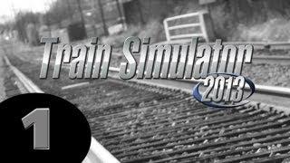 [REDIFFUSION] Vidéo Test/Découverte sur Train Simulator 2013 [LIVE 720P]