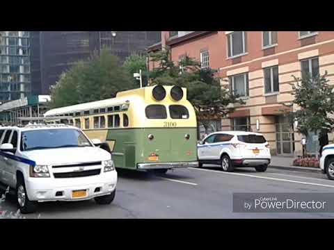 New York City Transit Museum Bus Festival 2017