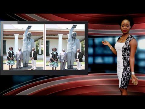 Zimbabwens Mock New Statue Of President Robert Mugabe