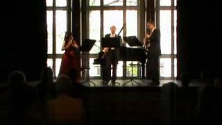 Piston Three Pieces for Wind Trio