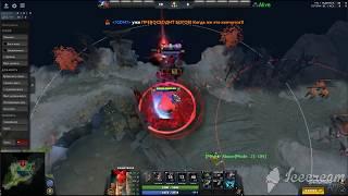 GDM Dota 2 Grimstroke combo + first skill prediction