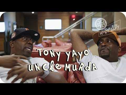TONY YAYO & UNCLE MURDA x MONTREALITY ⌁ Interview