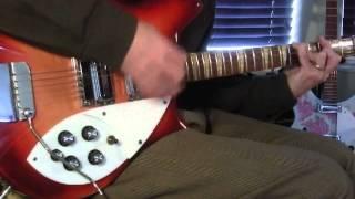 the jam dream time 1965 rickenbacker 375 vox ac30