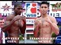 Brian Alexis Gonzalez Morales Vs Andy Cruz