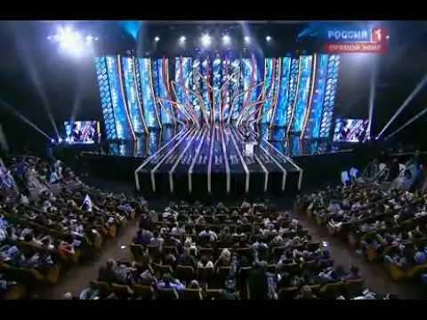 Евровидение 2012 Россия (полная ТВ версия)