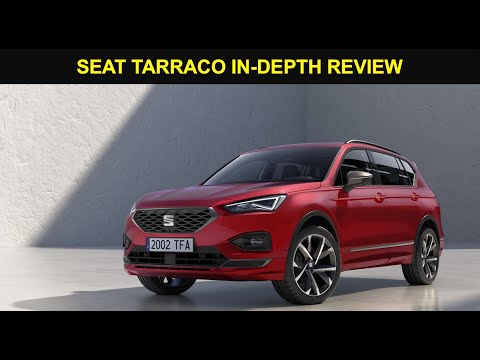 SEAT Tarraco Review - 7 seater SUV