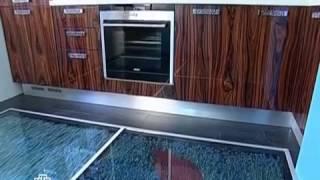 Массивная доска Parketoff Дуб брашированный Венге(Купить данное напольное покрытие можно в магазине http://a-parket.com/, 2014-01-26T16:27:57.000Z)