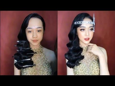 Bridal Makeup Korean - Bridal Makeup Tutorial Korean- MAKEUP TRANSFORMATION BRIDAL #31 thumbnail