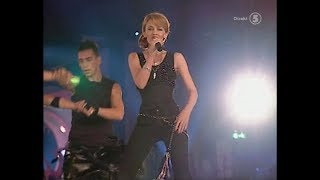 Kylie Minogue Red Blooded Woman NRJ Sweden 2004