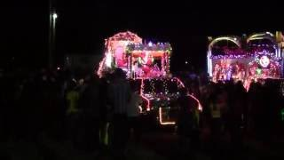GUYANA, Uitvlugt Diwali Motorcade