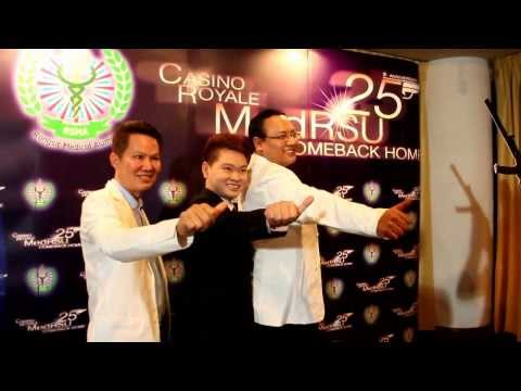 25th Anniversary MED RSU Comeback Home - Casino Royale
