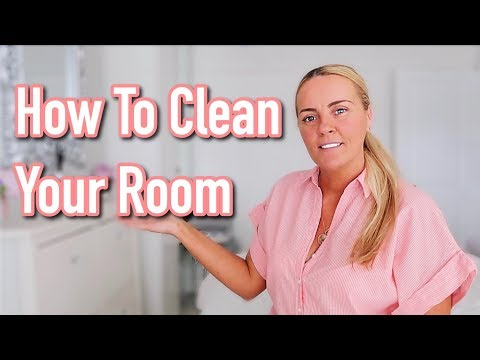 How To Clean Your Room My Fast Easy Routine Toni Interior