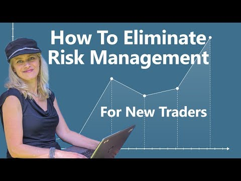 HOW TO ELIMINATE RISK (Risk Management) | GO FOR WINNING TRADES | The Trader Chick