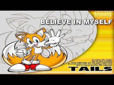 [SONIC KARAOKE ~INSTRUMENTAL~] Sonic Adventure 2 - Believe in myself (Kaz Silver) [WATCH IN HD]