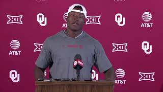OU Football: Murray on defensive performance