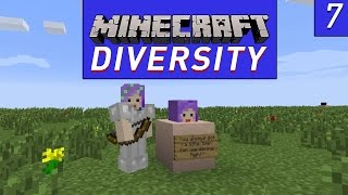 IM IN THE GAME - Minecraft Diversity w/ Stacy Ep7