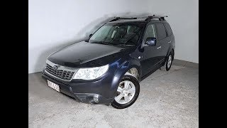 Subaru Forester AWD XS Premium Wagon Manual 2008 Review For Sale