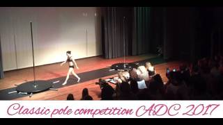 Classic Pole Dance Competition ADC