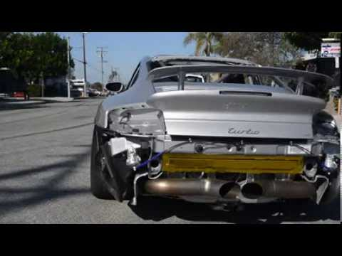 Porsche 911 turbo 1000Hp - In USA - YouTube