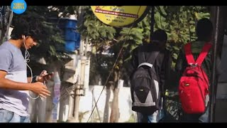 Blind Girl At MidNight (Social Experiment)   Comment Trolling Dares   ...