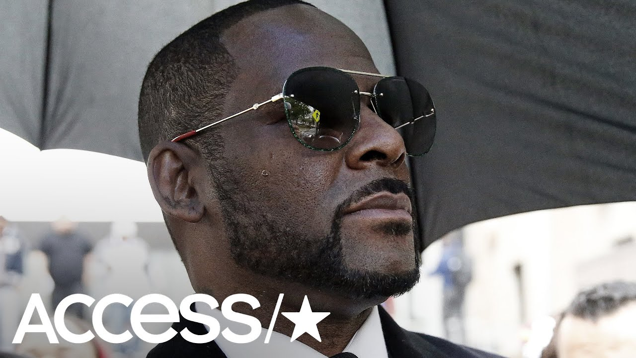 R. Kelly Has Been Indicted With 11 More Sexual Assault And Abuse Charges