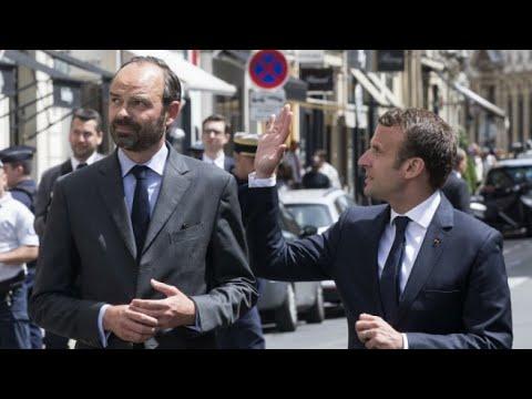 الرئيس الفرنسي يعلن تشكيل الحكومة الجديدة  - نشر قبل 2 ساعة