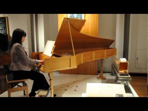 The First Piano by Bartolomeo Cristofori