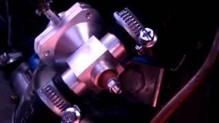 Вакуумный дозатор газа на сенсе. ГБО2