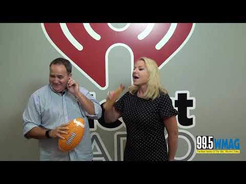 Matt Greensboro - Lora and Matt tell you what you can expect on their show Monday 9/30/2019