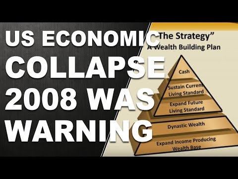 US Economic Collapse 2008 Was Just a Warning, Survive The Next Financial Crisis.
