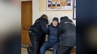 Хайп в отделе полиции Real Video