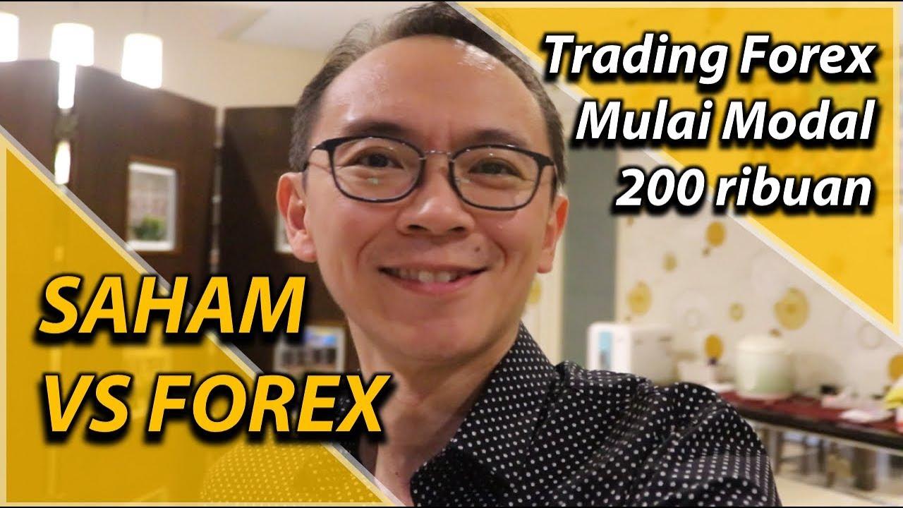 10 Perbedaan Trading Saham dan Forex