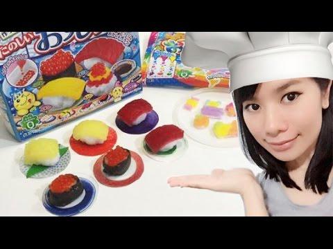 พาเล่นเซ็ตทำขนม เลียนแบบอาหารญี่ปุ่น (Popin Cookin)