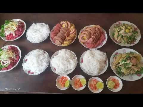Bắp Nếp Hầm Mon ăn Tuổi Thơ Miền Tay Tv Youtube