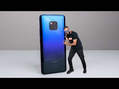 The Truth About The Huawei Mate 20 Pro 2 Months Later