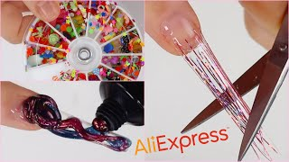 Testing Nail Art From Aliexpress