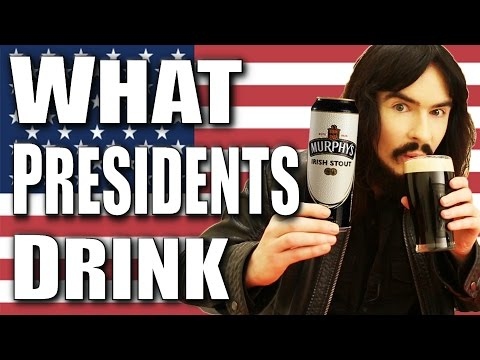 What American Presidents Drink In Irish Pubs! - (Ireland)