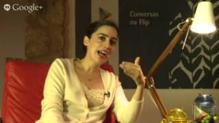 Google Play apresenta Conversas na Flip com Lila Azam Zanganeh