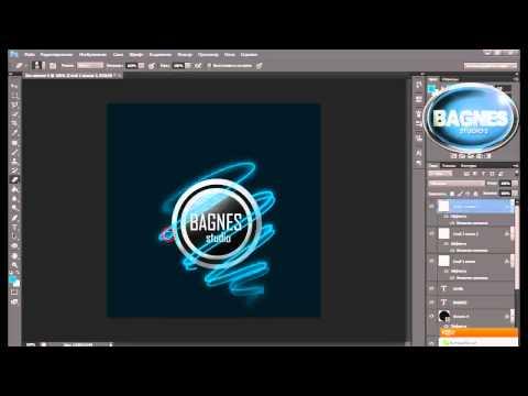 Урок 4. Создание логотипа для сайта или клана ( Photoshop cs6 )